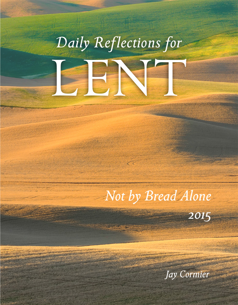 Not by Bread Alone 2015 - Pack of 25